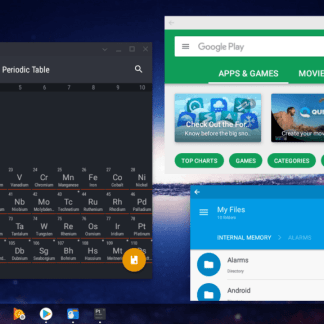 Android 7.1 pour Chrome OS introduira les fenêtres redimensionnables pour les apps Android