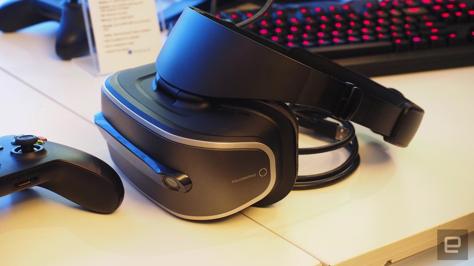 CES 2017 : Lenovo présente un casque VR à moins de 400 dollars