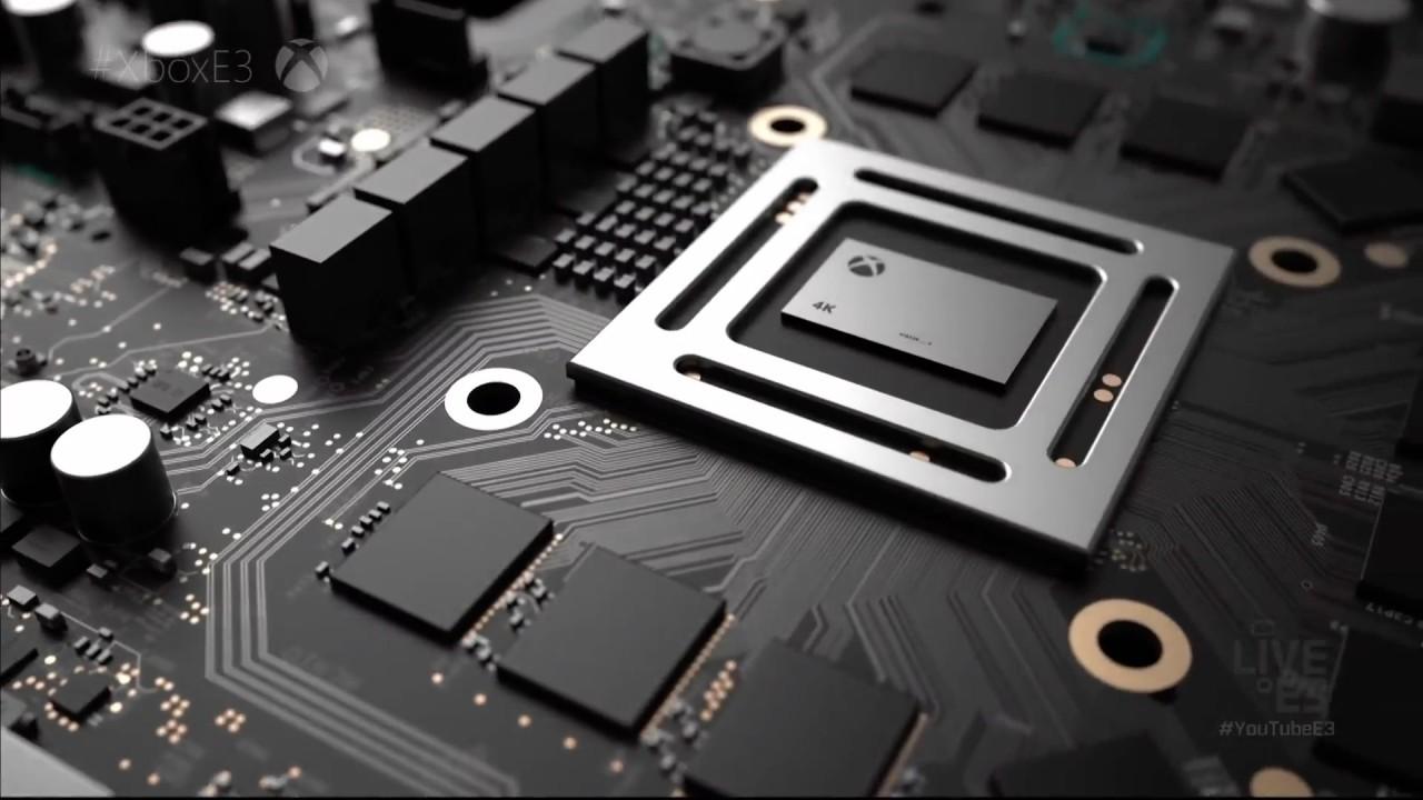 La Xbox Project Scorpio de Microsoft supporterait bien les jeux en 4K