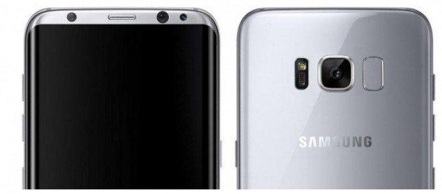 Samsung Galaxy S8 : encore une photo de lui (presque) en fonctionnement