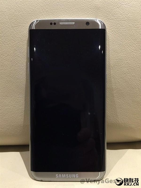 Une nouvelle photo dévoile le Galaxy S8 de Samsung