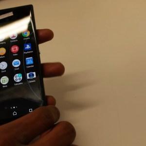 Une première vidéo pour le prototype du Sony Xperia XA 2017