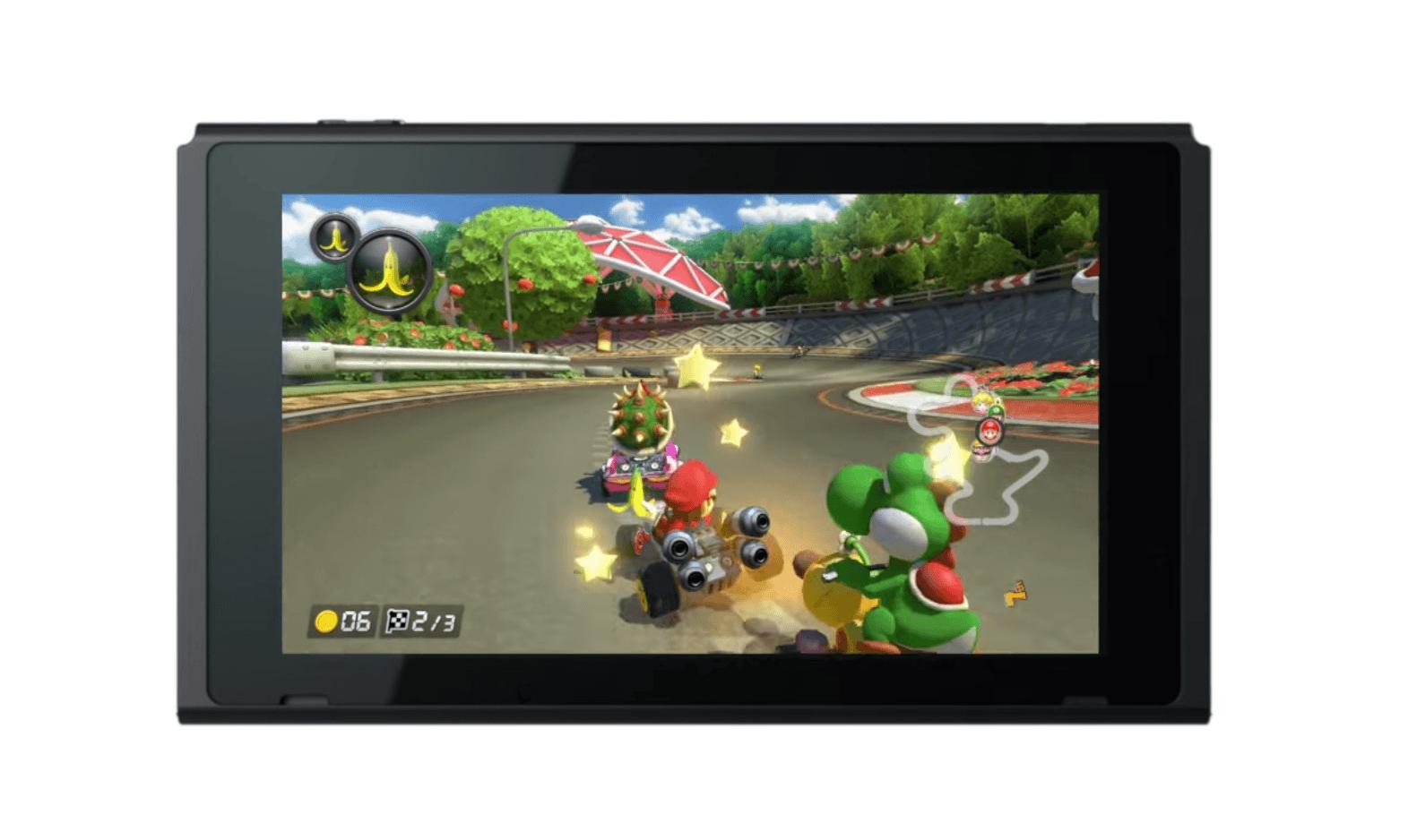 Nintendo Switch : quels sont les jeux planifiés et prévus ?