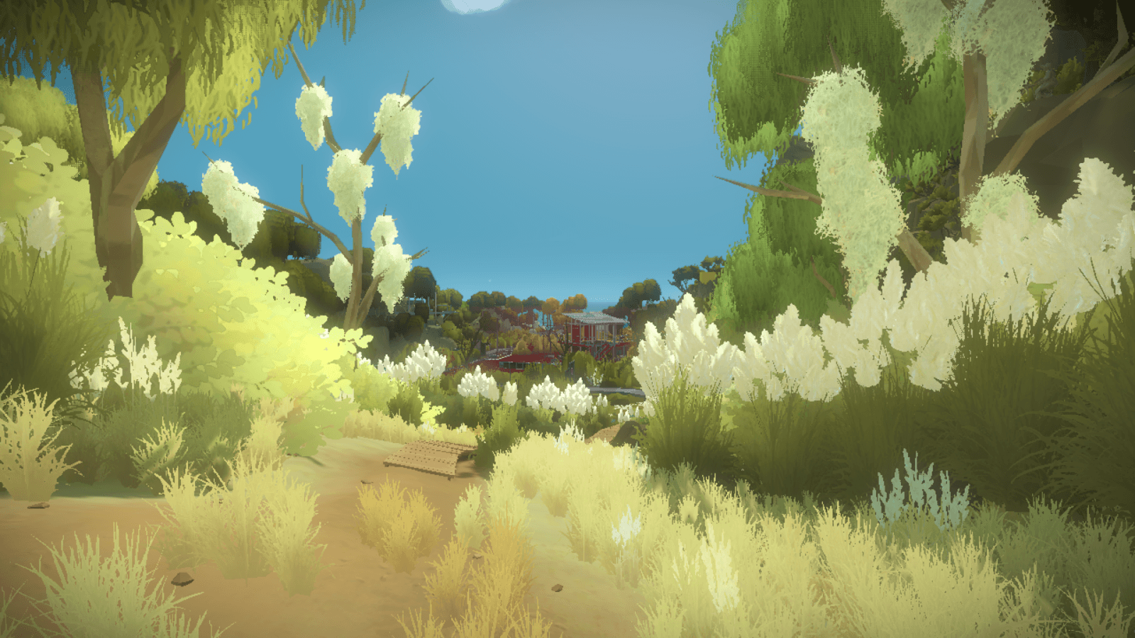 The Witness, le jeu mystérieux de Jonathan Blow, est disponible sur Nvidia Shield Android TV