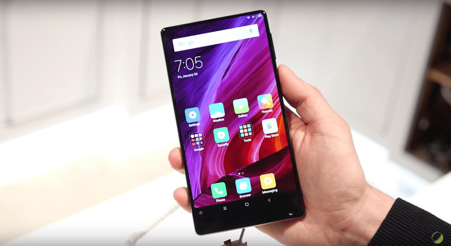 🔥 Bon plan : le Xiaomi Mi MIX est à 556 euros sur GearBest avec ce code promo