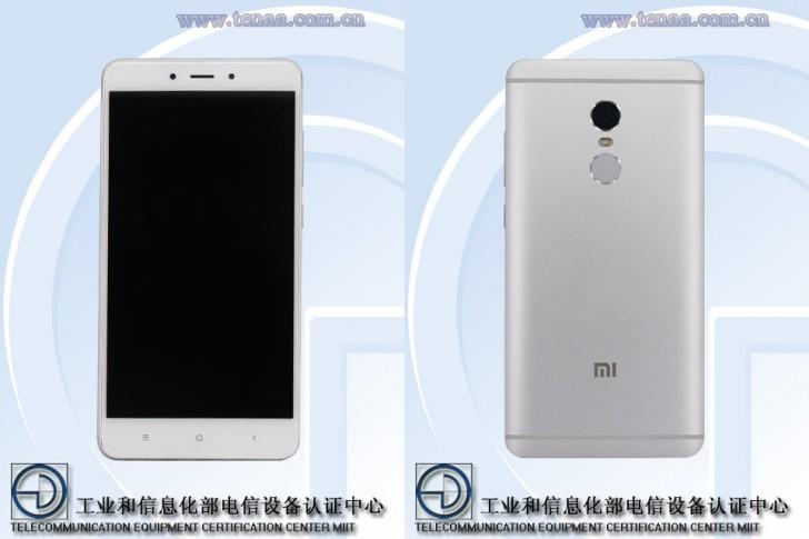 Xiaomi Redmi Note 4X : le prix et les caractéristiques apparaissent sur le web