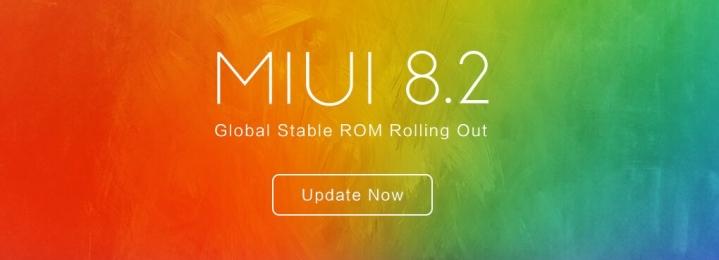 Xiaomi déploie MIUI 8.2 et tout son lot de nouveautés et d'améliorations