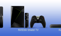 Nvidia Shield TV vs Apple TV vs Razer Forge TV : comparatif de 3...