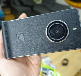 Test du Kodak Ektra : ce photophone vaut-il vraiment 500 euros ?