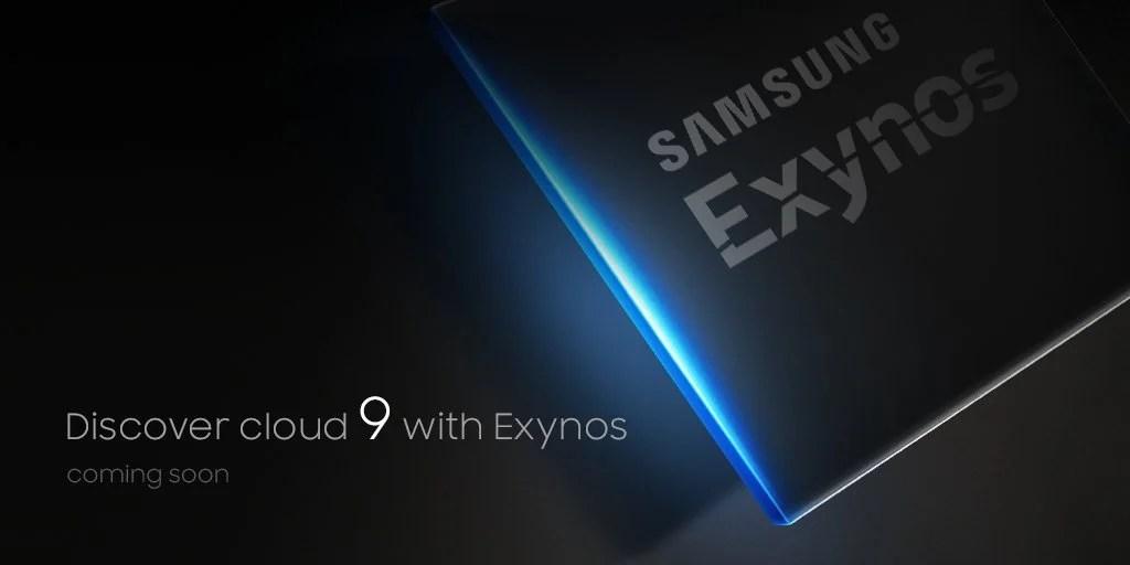 Samsung tease la future puce Exynos 9 du Galaxy S8