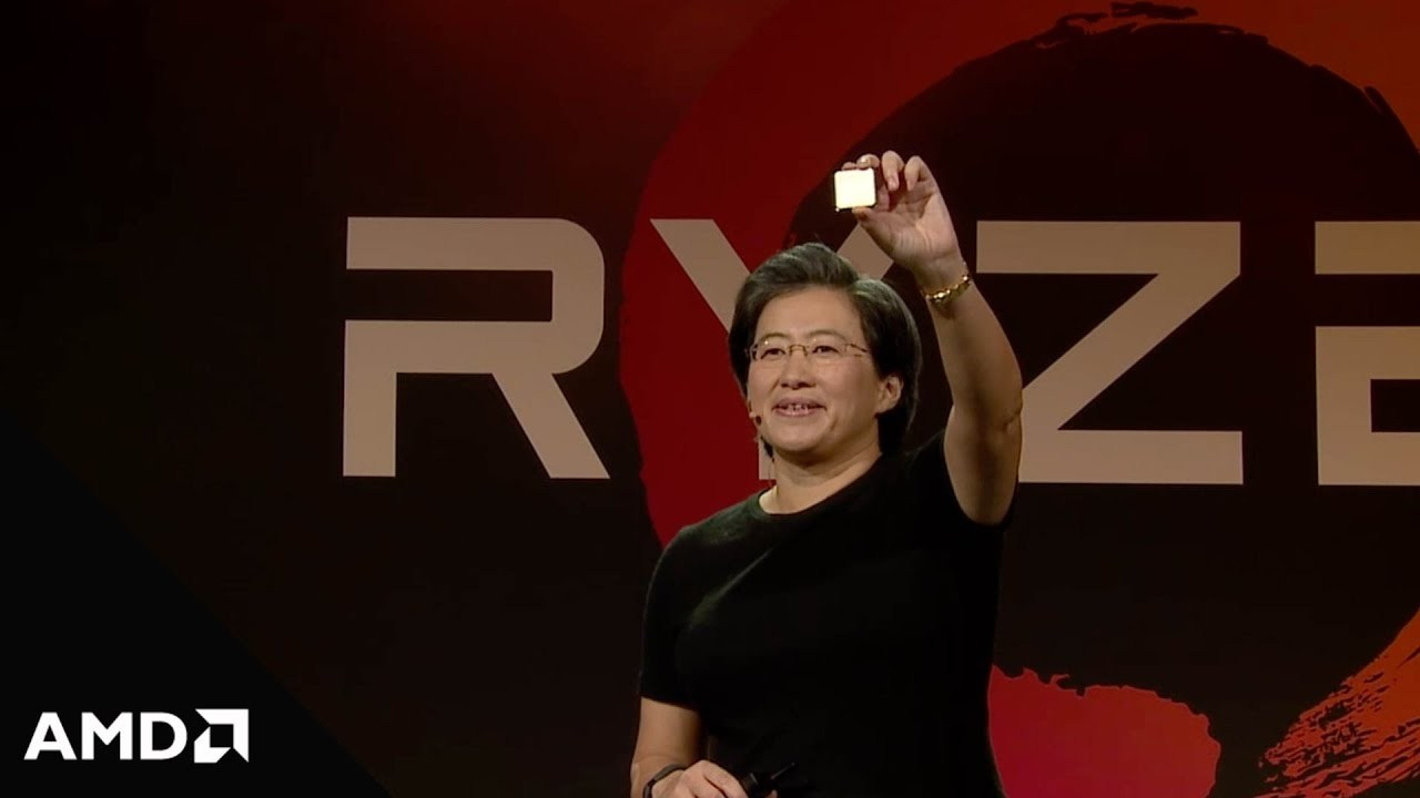AMD Ryzen : un retour remarqué dans la course face à Intel