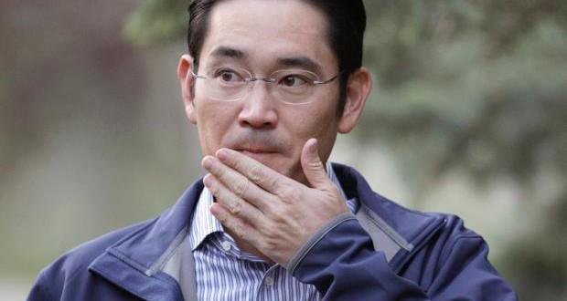 Le vice-président de Samsung Lee Jae-Yong a été arrêté pour corruption