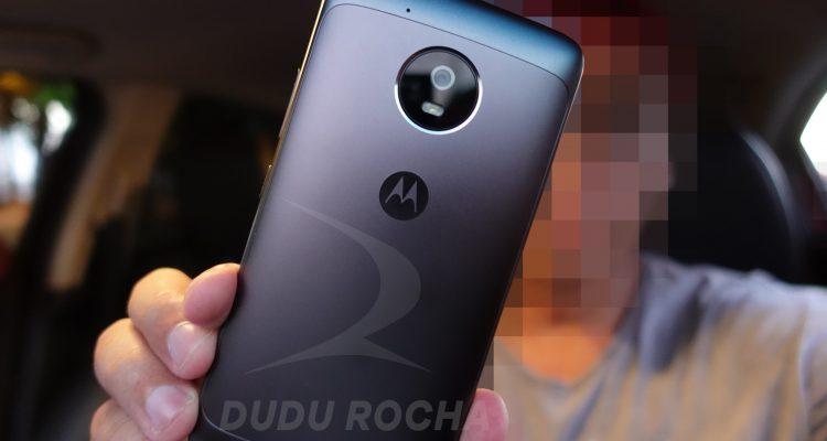 Le Lenovo Moto G5 se montre en photo et en benchmark