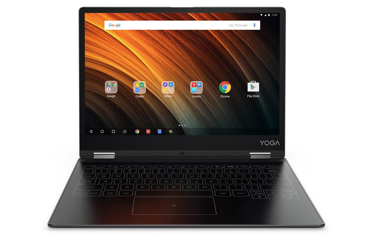 Lenovo Yoga A12 : finalement, une tablette au design intéressant mais…