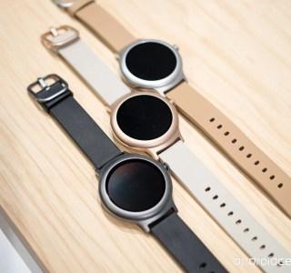 LG Watch Style et Watch Sport : pas de sortie en France pour le moment