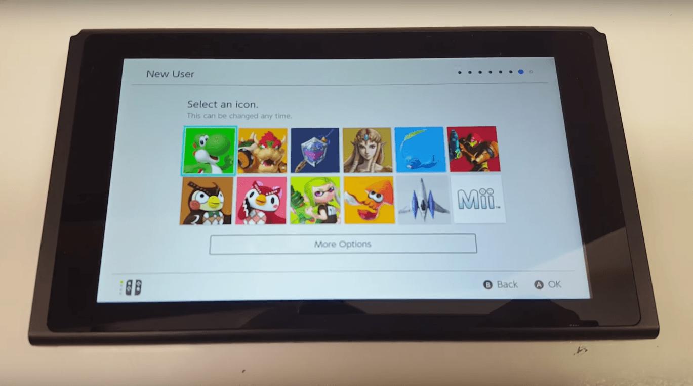 La Nintendo Switch n'utilise pas Linux et probablement pas Android