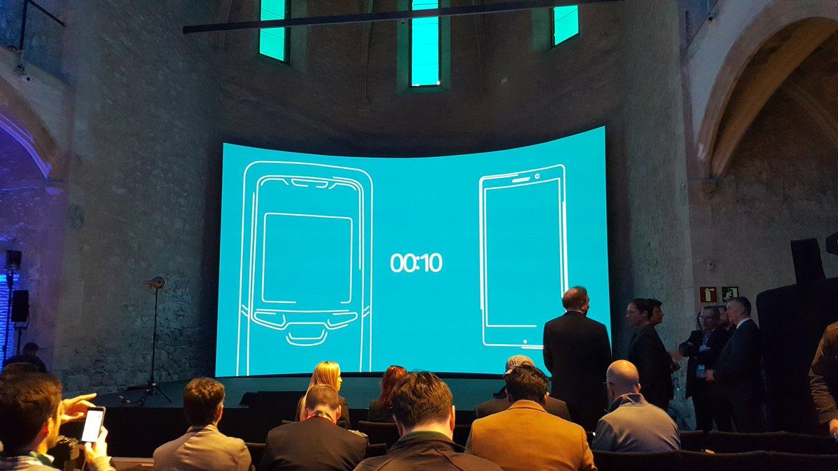 Nokia 3310, 6 et 8 : suivez la conférence du MWC 2017 en direct