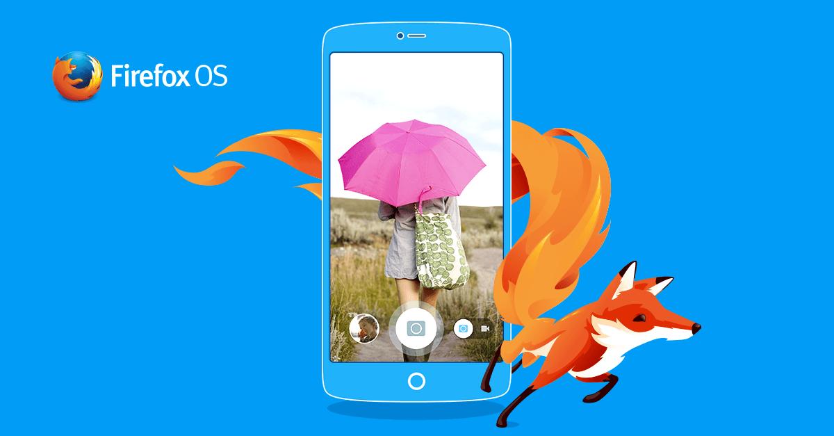 Firefox OS est définitivement mort (et enterré)