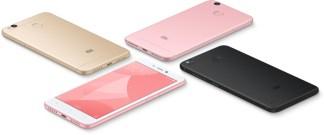 Avec le Redmi 4X, Xiaomi rend encore moins claire son entrée de gamme