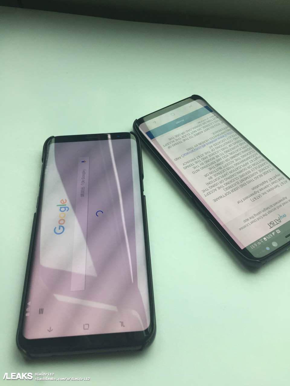 Samsung Galaxy S8 : une deuxième vidéo le montre en action