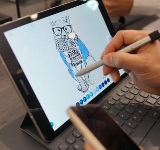 Vidéo : notre prise en main de la Samsung Galaxy Tab S3 au MWC 2017