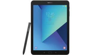 Voici la Samsung Galaxy Tab S3 et son stylet S-Pen qui seront présentés au MWC