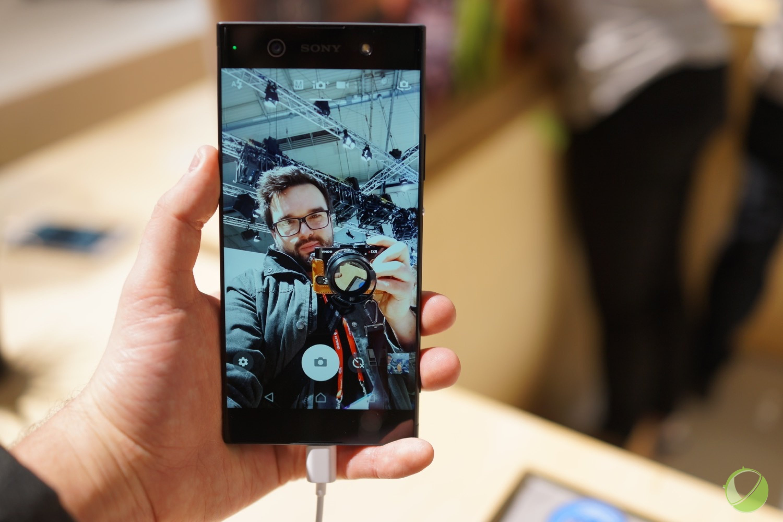 Sony Xperia XZ1 Ultra : une troisième taille pour la famille Xperia XZ1 sous Android 8.0 Oreo