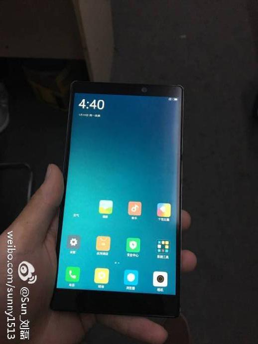 Non, ceci n'est pas le Xiaomi Mi 6