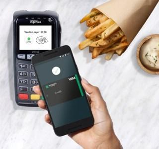 Android Pay arrive en Belgique, bientôt en France ?