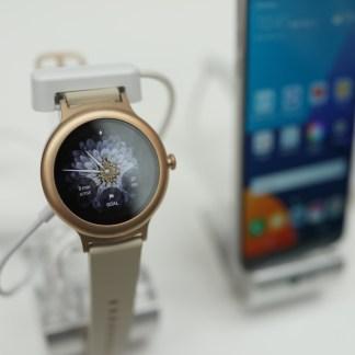 Prise en main de la LG Watch Style, minimaliste et compacte, une belle surprise