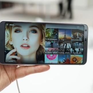 10 questions que vous nous avez posées sur le LG G6