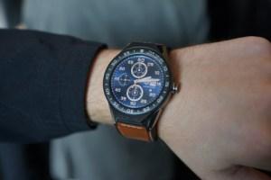 Connected Modular 45 : Comment Tag Heuer a conçu une montre connectée personnalisable ?