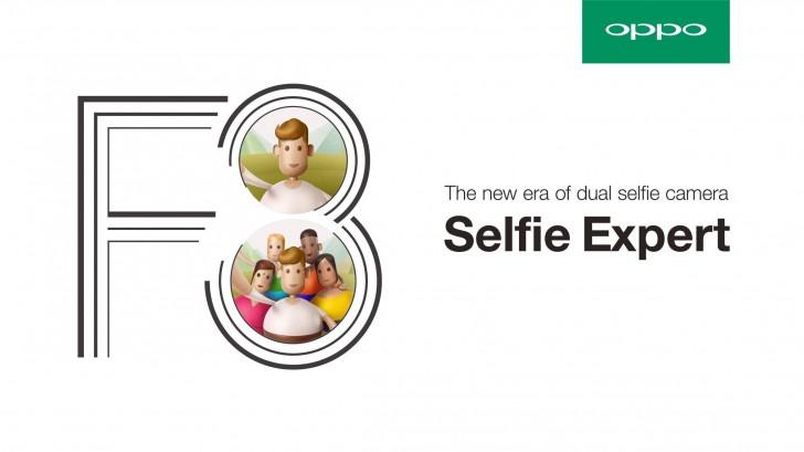 Oppo va présenter des smartphones à double capteur frontal