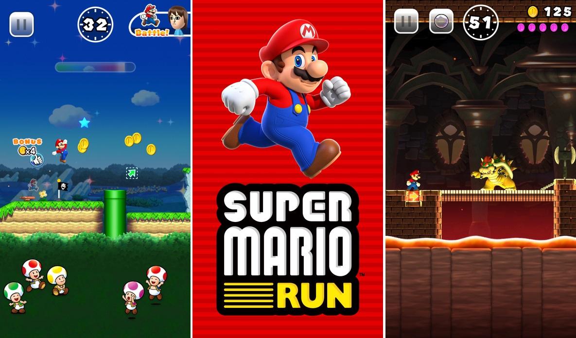 Enfin, Super Mario Run sera lancé le 23 mars sur Android