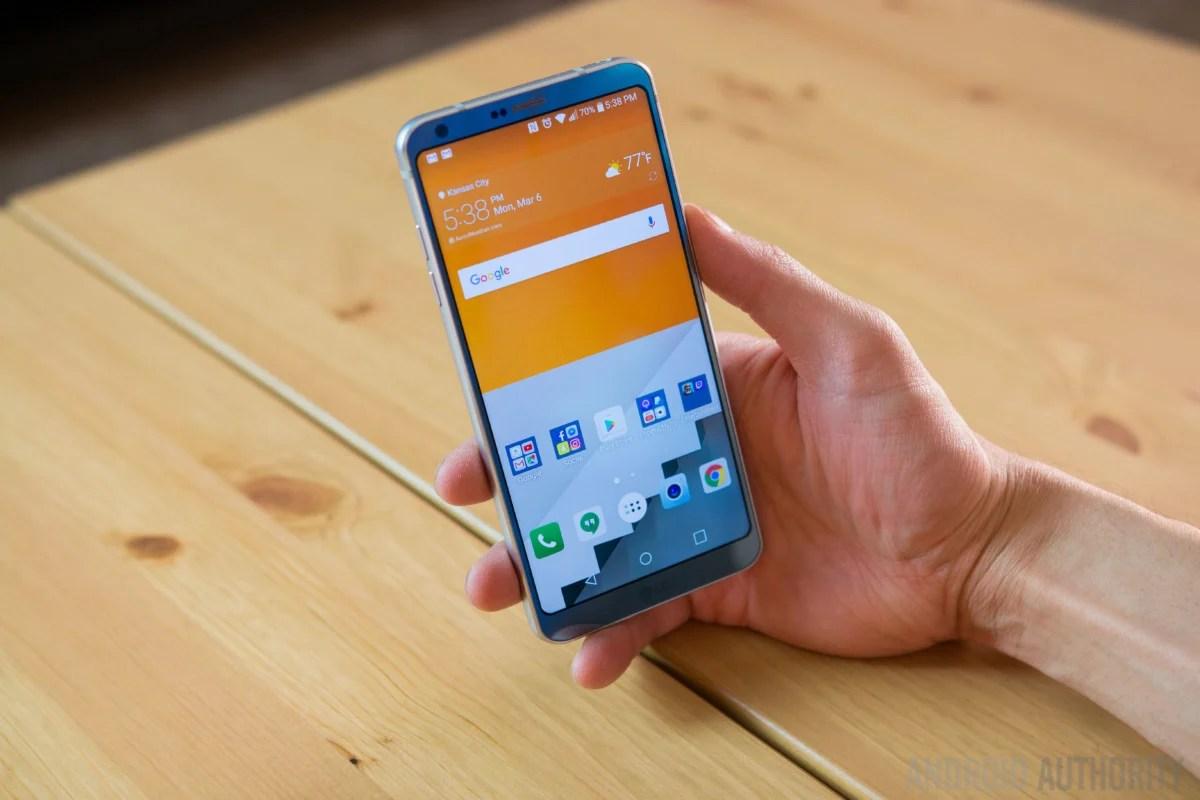 Revue de presse : le LG G6 testé par la presse étrangère