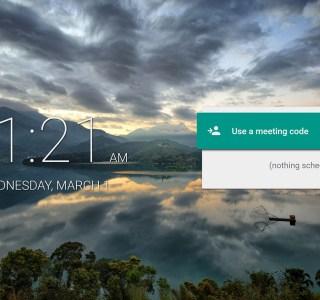 Voici Google Meet, le successeur de Hangouts