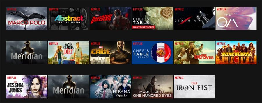Les vidéos HDR de Netflix débarquent sur mobile, avec le LG G6