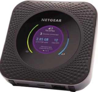 Nighthawk M1 : le routeur mobile 4G à 1 Gb/s bientôt disponible en Europe