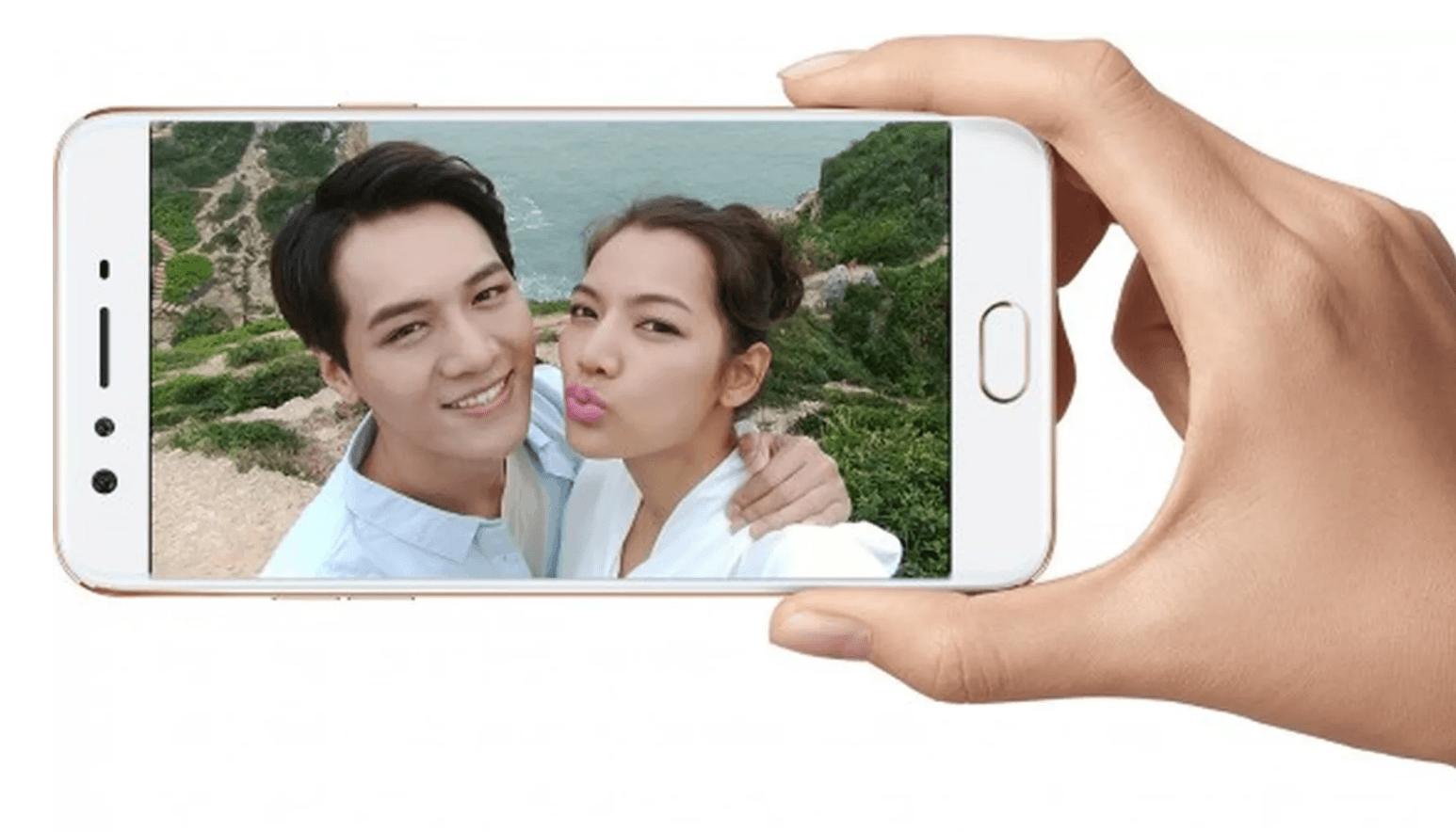 Oppo F3 Plus : voici le smartphone à double capteur frontal