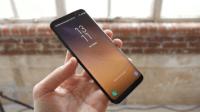 Prise en main du Galaxy S8 : «wahou !»