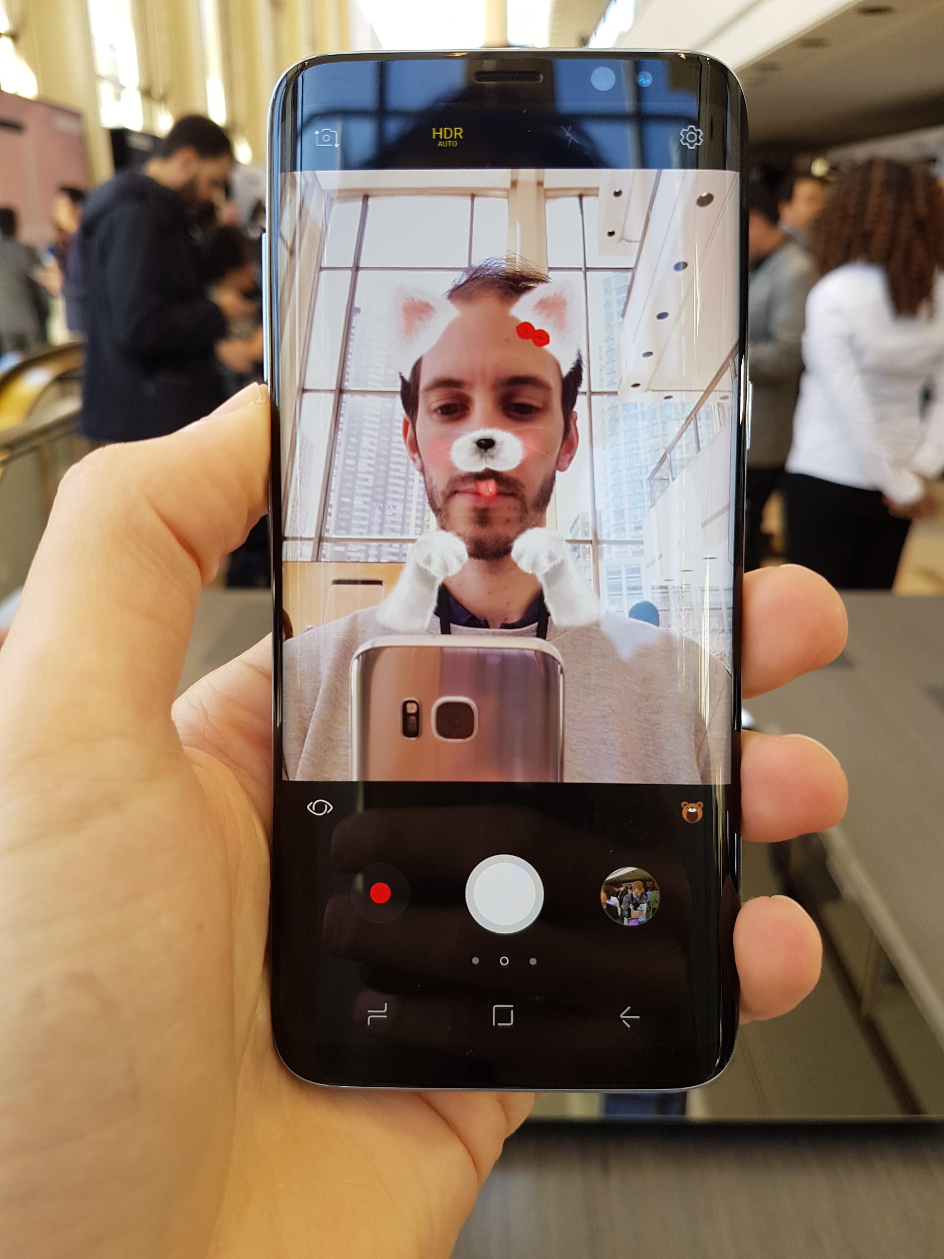 Les meilleurs commentaires sur le Samsung Galaxy S8