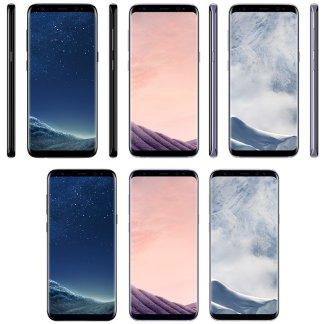 Samsung Galaxy S8 : la marque change son fusil d'épaule concernant les coloris