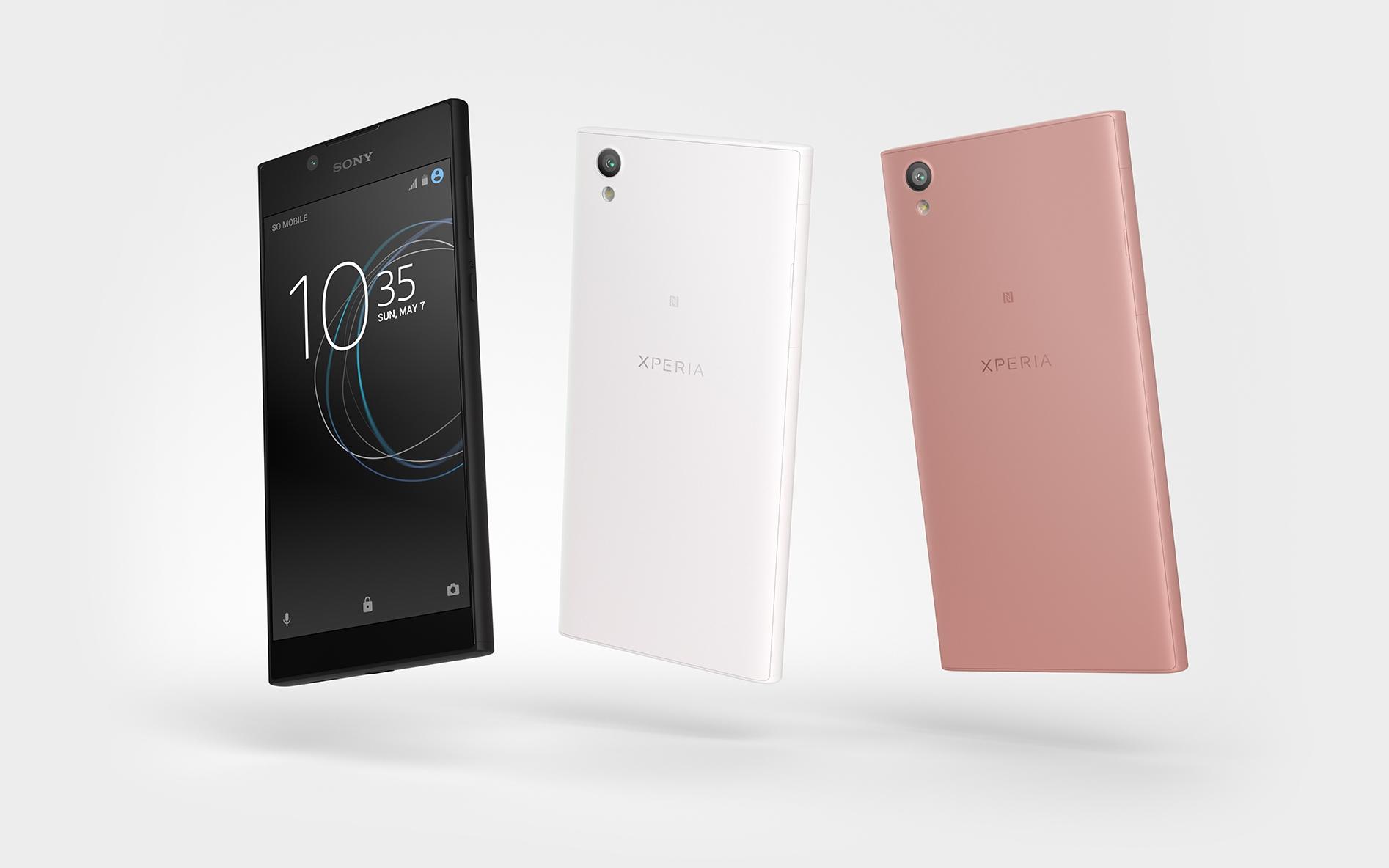 Sony Xperia L1, un nouvel entrée de gamme au format phablette