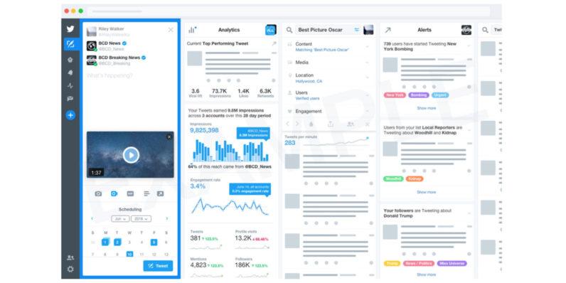 Twitter songe à proposer des services premium payants