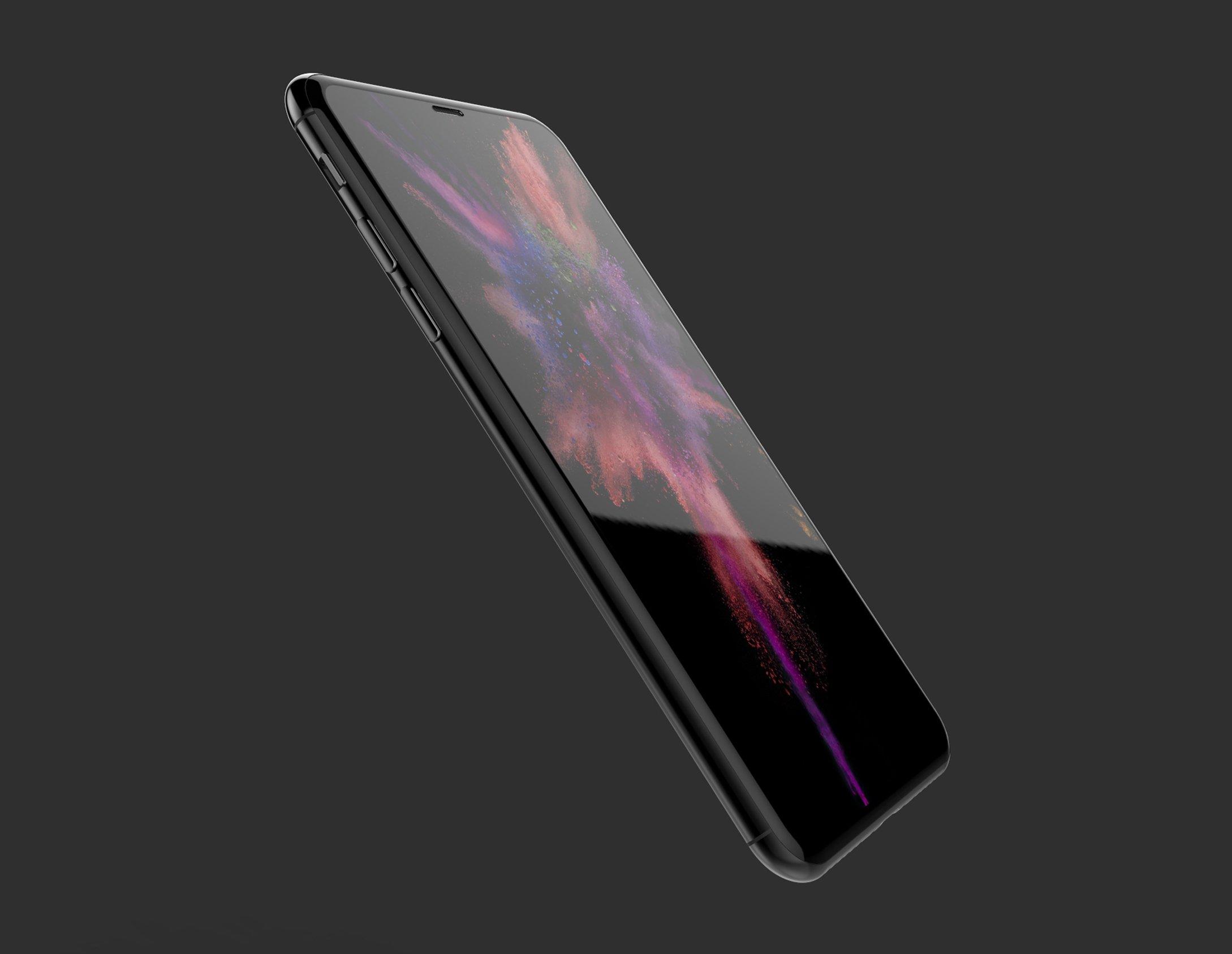 Faute d'une place sous l'écran, l'iPhone 8 n'aurait pas de lecteur d'empreintes Touch ID