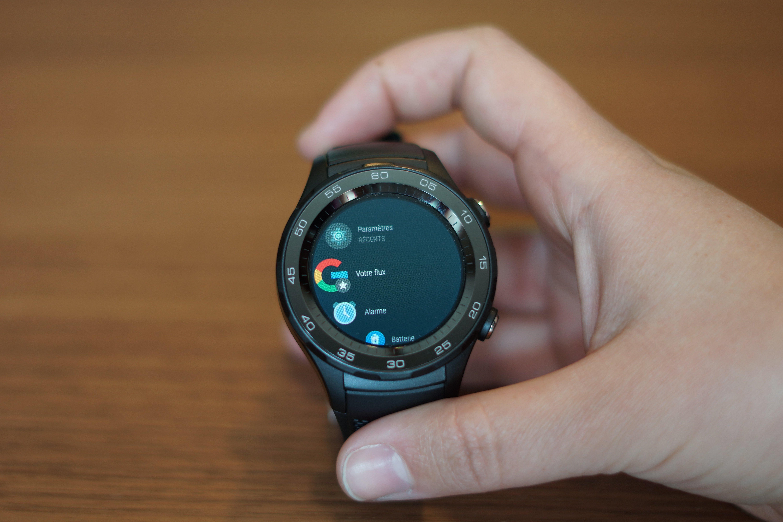 Wear OS a aussi le droit à Android P en Developer Preview… sur une seule montre