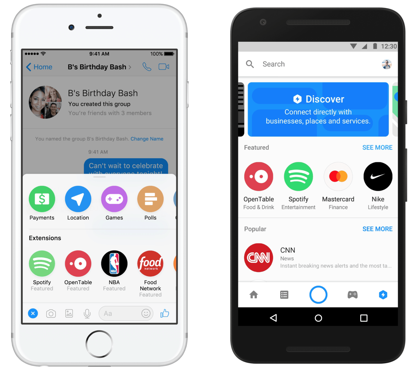 Facebook Messenger : l'application va enfin subir une cure d'amincissement