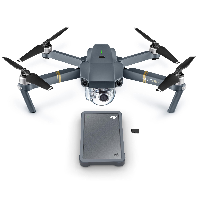 Seagate DJI Fly Drive : un disque dur spécial drone, une bonne idée inachevée