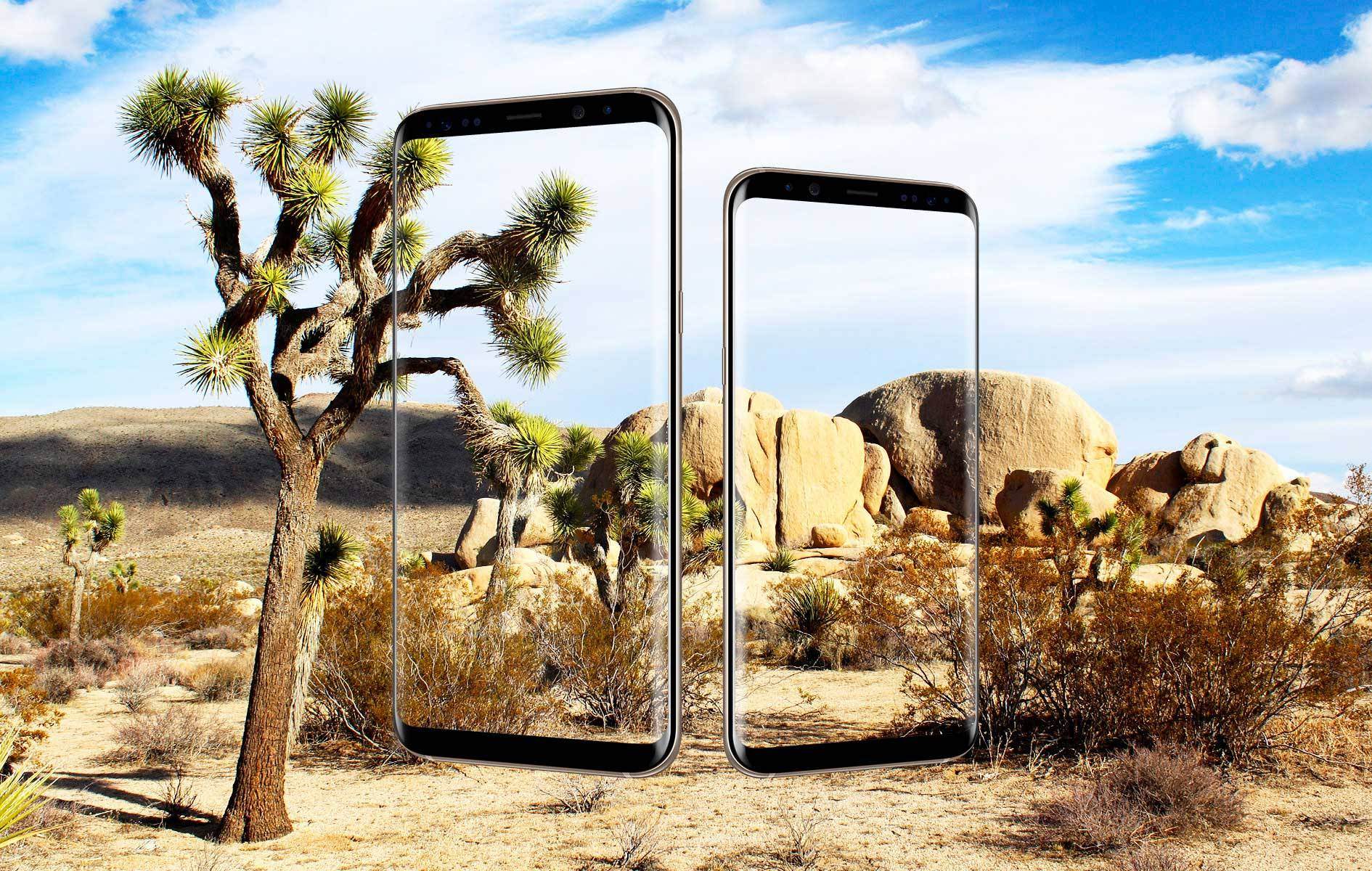Les Samsung Galaxy S8 et Galaxy S8+ sont disponibles à 809 et 909 euros à la Fnac