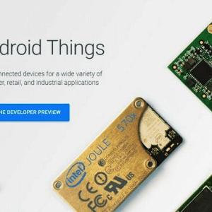 Android Things DP3 : du Bluetooth et de l'USB pour les objets connectés